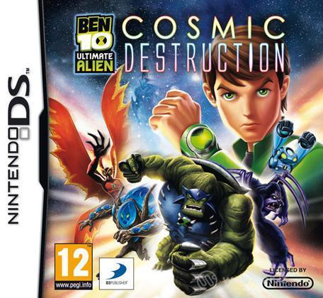 Ben 10 Ultimate Alien Cosmic Destr.ITA