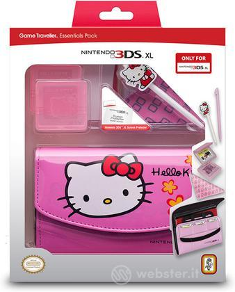 Pack Hello Kitty Rose 3DS XL