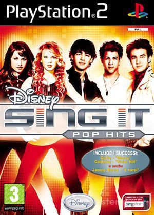 Disney Sing It! 2 Pop Hits