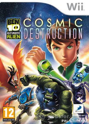 Ben 10 Ultimate Alien Cosmic Destr ITA