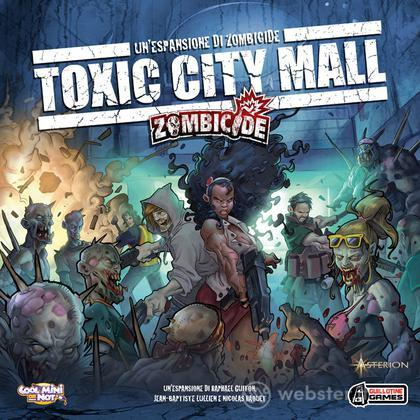 Zombicide esp. Stag.1 - Toxic City Mall