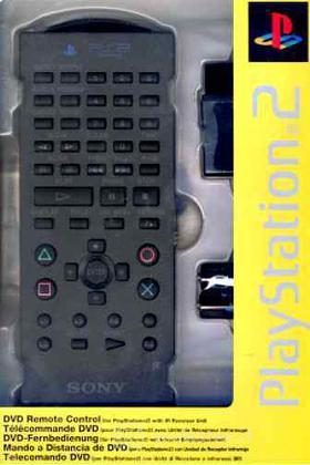 PS2 Sony Telecomando DVD
