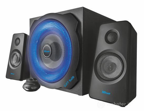 TRUST GXT 628 Illum. 2.1 Speaker Set