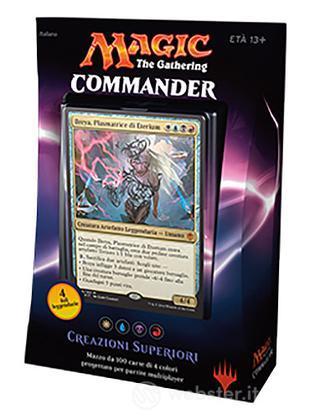 Magic Commander 2016 Mazzo