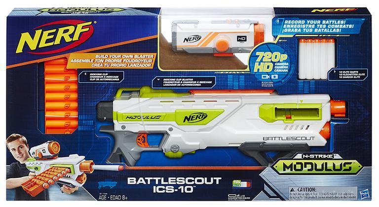 Nerf Modulus Battlescout ICS 10