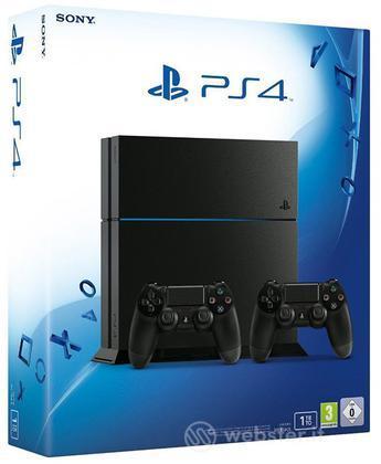 Playstation 4 1TB + 2 Dualshock 4