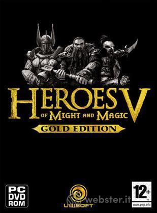 Heroes V Gold