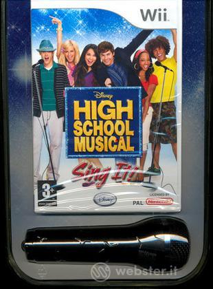 High School Musical: Sing It! +Microfono