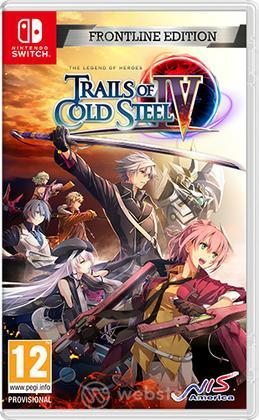 The Legend Heroes:Trails Cold Steel IV