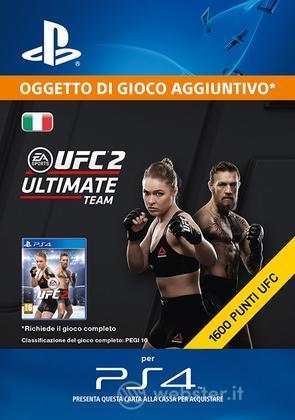 Ea Sports UFC 2 - 1600 Punti UFC