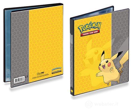 ULTRA PRO Album portfolio 4t Pikachu
