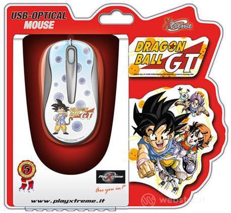 PC DragonBall GT Mouse Optical USB - XT