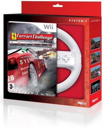 Ferrari Challenge + Wheel