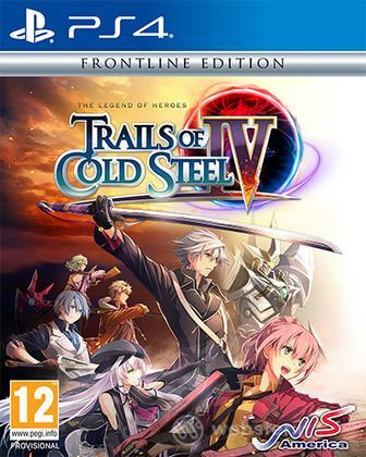 The Legend ofHeroes:Trails Cold Steel IV