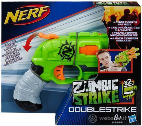Nerf Zombie Double Strike