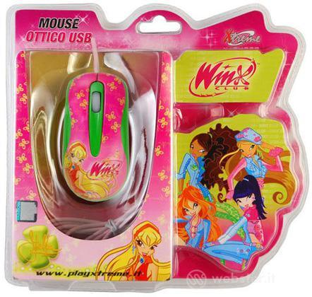 PC Winx Mouse Stella Denim Coll. - XT