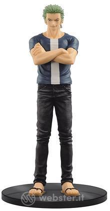 Figure One Piece Zoro Jeans - Black