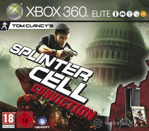 XBOX 360 Elite Splinter C. Conv