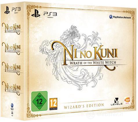 Ni No Kuni:La Min dl Str Cinerea Coll Ed