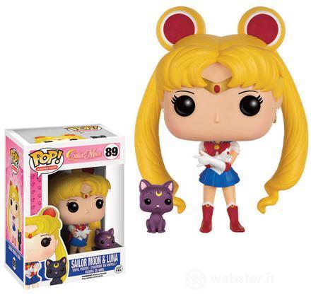 Figure POP! Sailor Moon & Luna
