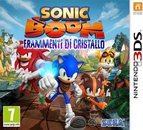 Sonic Boom: Frammenti di Cristallo