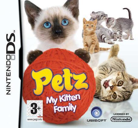Petz: My Kitten Family