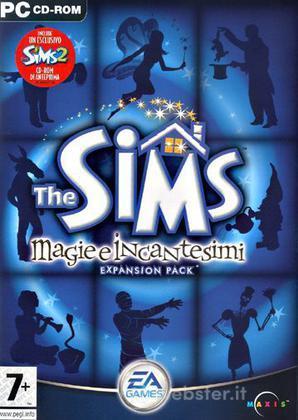 The Sims Magie ed Incantesimi - Esp.