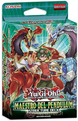 Yu-Gi-Oh! Str.Deck Maestro del Pendulum