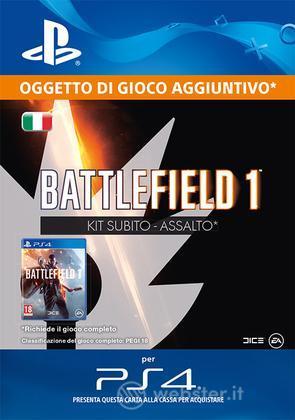 Battlefield 1: Pack Assalto
