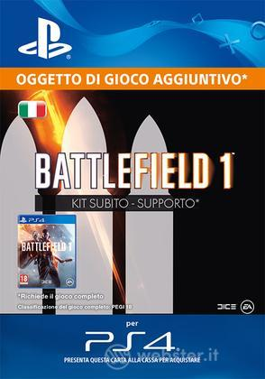 Battlefield 1: Pack Supporto