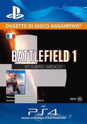 Battlefield 1: Pack Medico