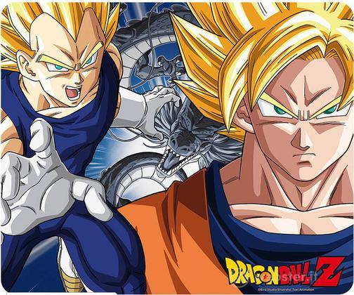 Mousepad Dragon Ball - Goku & Vegeta SS
