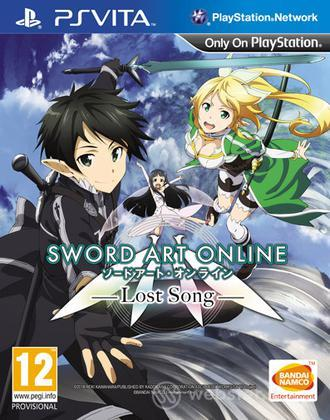 Sword Art Online 3: Lost Song