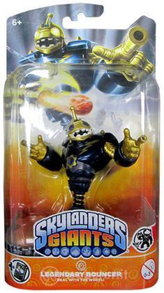 Skylanders Giants Legendary Bouncer (G)