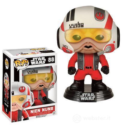 Figure POP! Star Wars-Nien Numb (X-Wing)