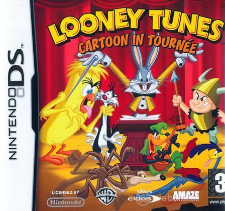 Looney Tunes Cartoon In Tournee