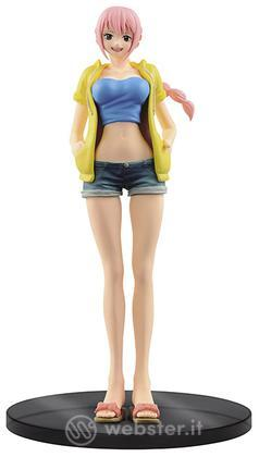 Figure One Piece Rebecca Jeans - Yellow