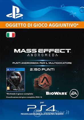 2150 punti Mass Effect : Andromeda