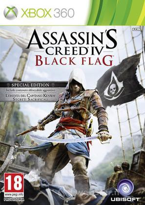 Assassin's Creed 4 Black Flag Special Ed
