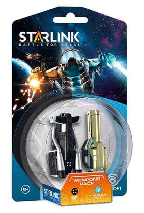 Starlink:BfA - Pack Armi IronF. FreezRay