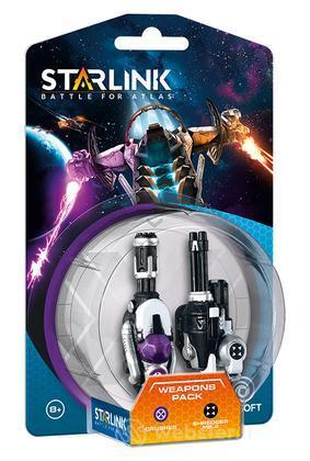 Starlink:BfA - Pack Armi CrusherShredder