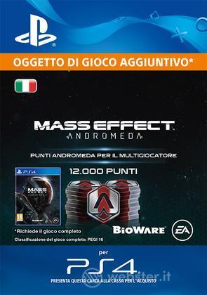 12000 punti Mass Effect : Andromeda