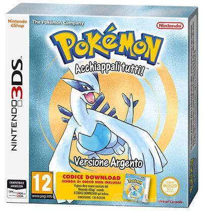 Pokemon Argento DCC