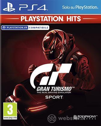 Gran Turismo Sport PS Hits