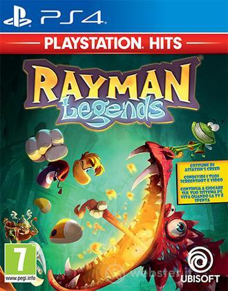 Rayman Legends PS Hits