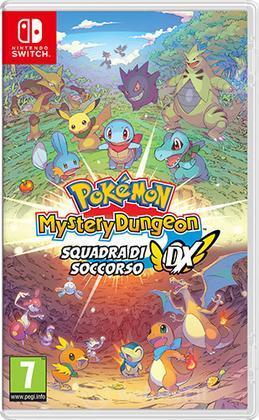 PokemonMysteryDung.:SquadraDiSoccorso DX