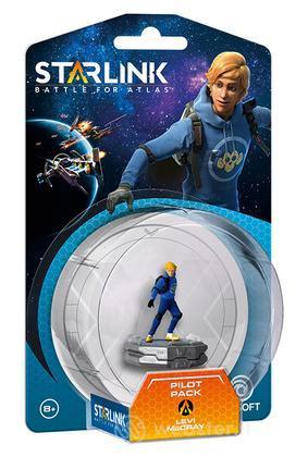 Starlink: BfA - Pack Pilota Levi