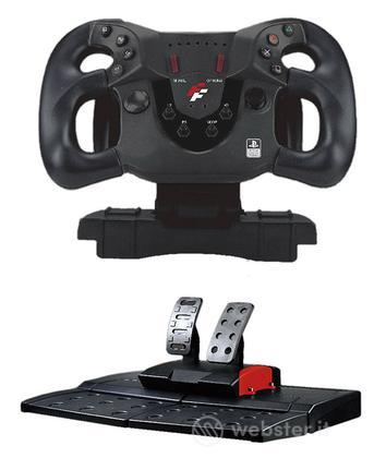 Volante Pace Wheel PS4