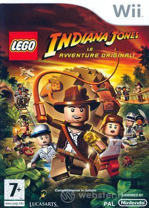 Lego Indiana Jones