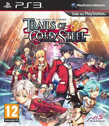 The Legend Heroes:Trails of Cold Steel